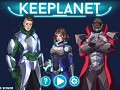 Keeplanet is now available in Steam!