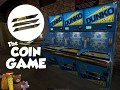The Coin Game - Virtual Ticket Redemption Arcade ran by goofy robots