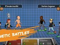 Urban Fighters, Battle System Video