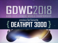 DEATHPIT 3000 wins 1st place in GDWC's fan favourite!