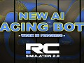 New AI Racing Bots coming to RC Simulation 2.0