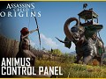 Animus Control Panel update allows users to modify ACO