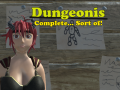 Dungeonis complete and available for play!
