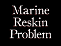 Space Marine Reskin Problem