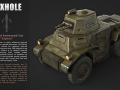 Devblog: Armoured Car Edition