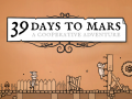 39 Days to Mars is out!