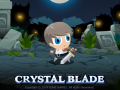 Hardcore manual action game CRYSTAL BLADE!
