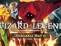 Wizard of Legend releasing May 15!