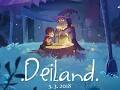 The role-playing video game Deiland disembarks on PlayStation®4 America