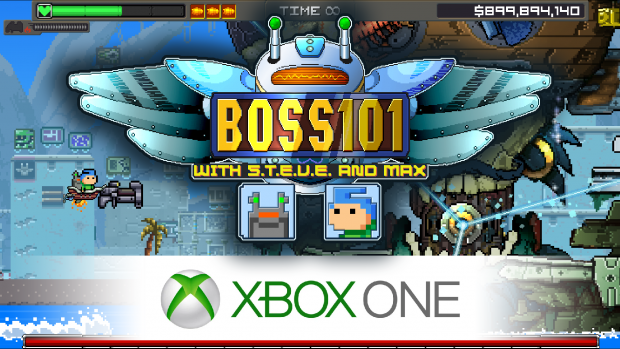 2018.03.14 Boss 101 on Xbox One this Friday 5/18