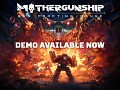 MOTHERGUNSHIP's Gun Crafting Demo is Now Available!