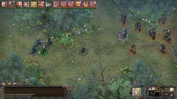 First Gameplay Video - Combat Alpha