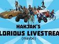 "HakJak's ""Glorious"" Live-Stream"