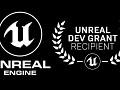 Solar Warden awarded the Unreal Development Grant