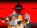 Top-down shooting game 'crush' is released