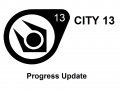 City 13: Progress Update 1