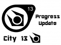 City 13: Progress Update 2 - New Logo