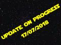 News on progress! [17/07/2018]