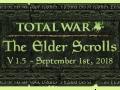 The Elder Scrolls: Total War 1.5 - official release date announcement