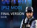 PS2 Blue Shift - Final release