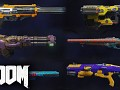 EpicLibo's DOOM 4 Sprites for D4T Deathmatch ( Brand New Weapon Sprites ) coming soon in 2018-2019