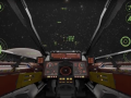 Seamless Transition Space to Planet, Procedural Terrain and Dogfight