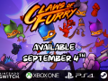 Claws of Furry out at September 4th!