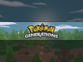 Pokemon Generations Map Development