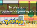 MyPokemonJourney.com is now Live!