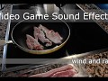 Making sound effects for video games #3