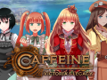 Coffee is King in New Anime Steampunk Inspired Visual Novel