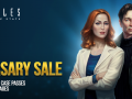 #TheXFiles25th Sale!