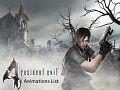 Resident Evil 4 Ultimate Animation List