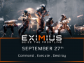 Eximius AXR Battlesuit, new map and early access