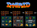Ingrid - A mini-puzzle Roguelike