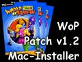 WoP Patch re-release for Mac systems