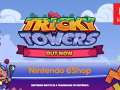 Tricky Towers releases on Nintendo Switch!