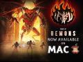 Book of Demons hacks'n'slashes onto Mac!