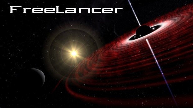 Freelancer. Advanced universe. New mining system