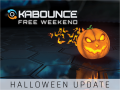 Halloween Update + Free Weekend