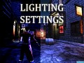 HDR Lighting Console Commands