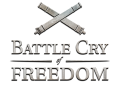 Battle Cry of Freedom Developer Blog 32