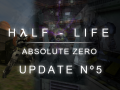 Half-Life Absolute Zero Update 5 - Releases Are Closer Than They Seem