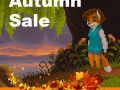 FoxTail is for Autumn Sale!