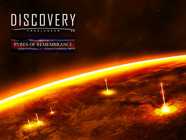 Release - Discovery Freelancer 4.91: Pyres of Remembrance