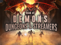 Book of Demons - Engage your viewers with Dungeons & Streamers free DLC!