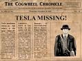 Tesla Missing!