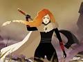 Freja and the False Prophecy - Norse mythology inspired Metroidvania on Kickstarter