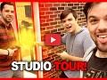 Studio Tour and Q&A