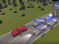 Keep the Peace: New Video Shows Traffic Stop & Vehicle Pursuit Gameplay